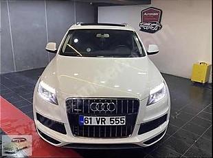 HATASIZ TRAMERSİZ KUPON Audi Q7